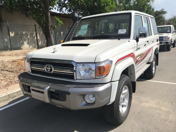 Toyota Land Cruiser Vdj 76 Cabinada