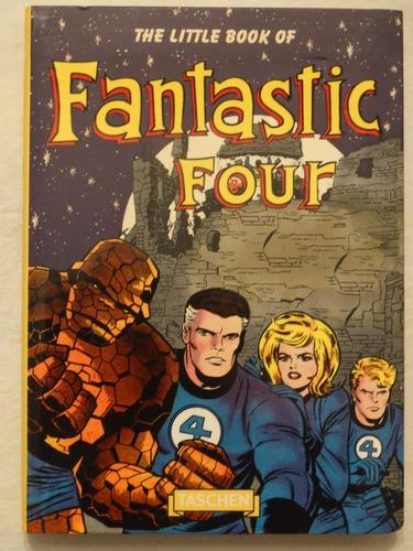 The Little Book Of Fantastic Four - Taschen - Como Nuevo