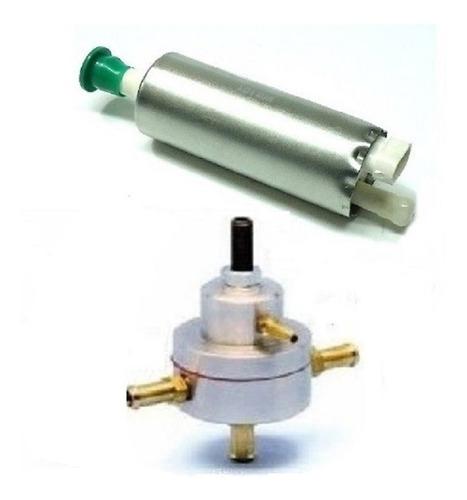 Bombas De Combustivel Externa Monza  +  Dosador Hp Pequeno