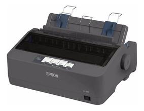 Impressora Epson Matricial Lx 350 Nfe 1 Ano De Garant