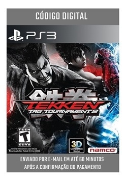 Tekken Tag 2 + Need For Speed Most Wanted + Ride To Hell Ps3
