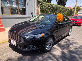 Ford Fusion Luxury Plus 2013