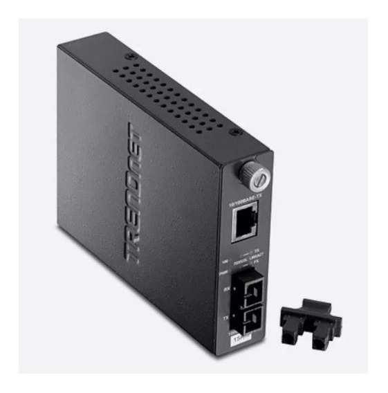 Media Converter Tfc-110s15 Trendnet 100mbps Multimodo Fibra