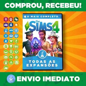 The Sims 4 Todas As Expansões Português Envio 0 Segundos
