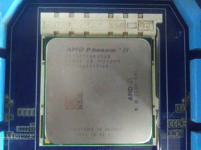 Processador Amd Phenon Ii X6 1055t + Cooler + 6gb