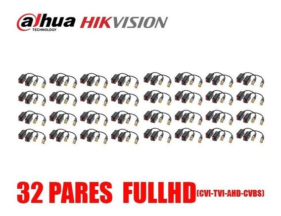 Balunes Camaras Seguridad Full Hd 1080p Cvi Tvi Ahd X32