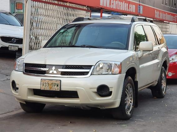 Mitsubishi Endeavor 2007 Xls Factura De Agencia!!!