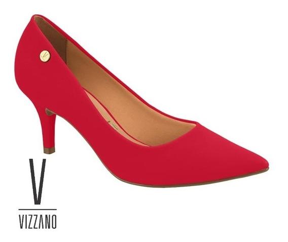 Zapatos Stilletos Vizanno Gamusa Vestir 35-40 Silvana Solano