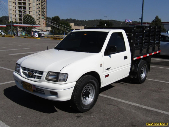 Chevrolet Luv Estacas Extralarga - 4×2-