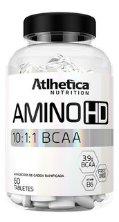 Amino Hd 10:1:1 Recovery - 60 Tabletes - Atlhetica Nutrition