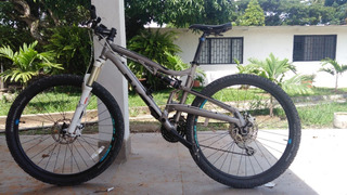 Bicicleta Diamondback Rin 27.5 Doble Suspensión