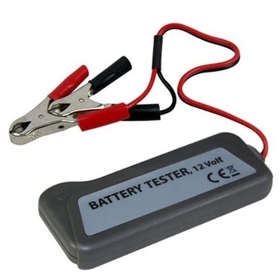 Testador De Bateria 12v