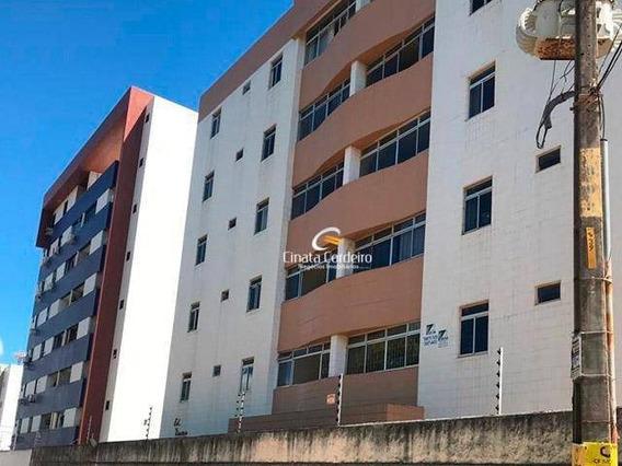 Apartamento Com 3 Dormitórios À Venda, 68 M² Por R$ 159.900 - Intermares - Cabedelo/pb - Ap2434
