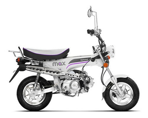 Motomel Max 110 Salta
