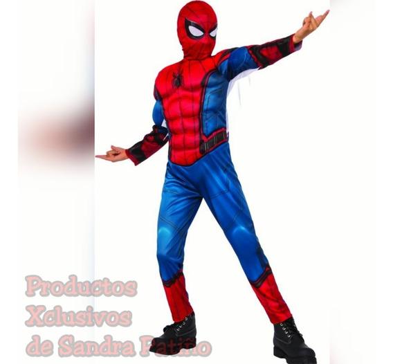 Disfraz Spiderman Batman Flash Hombre Araña Buzz Toy Story