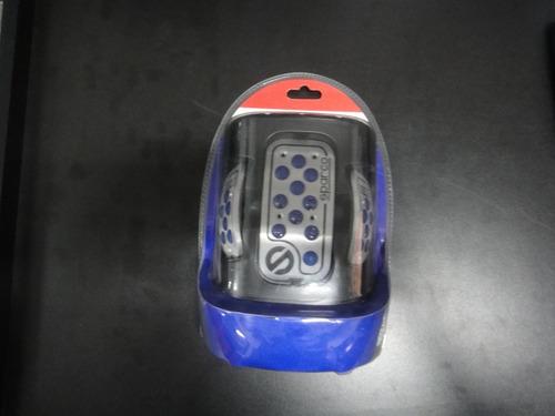 Pedalera Racing Sparco Sincronica Azul