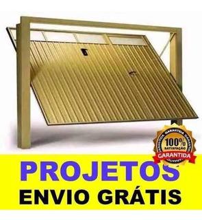 +1800 Modelos De Portões+portão Basculante (imagens)