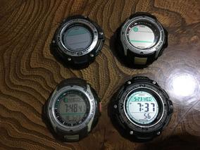 Lote De Relojes Casio Pathfinder Vintage Funcionando Al 100%