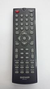 Controle Rem. Dvd Semp Modelo Novo 3370 Frete Gratis
