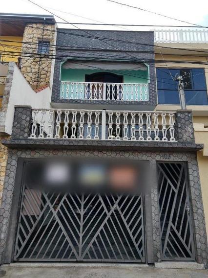 Sobrado Com 2 Dormitórios À Venda, 282 M² - Vila Alvinópolis - São Bernardo Do Campo/sp - So19884