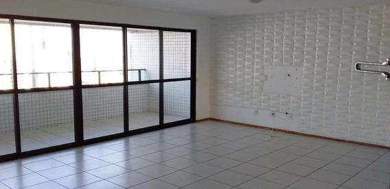 Apartamento Em Graças, Recife/pe De 182m² 4 Quartos Para Locação R$ 3.700,00/mes - Ap549774