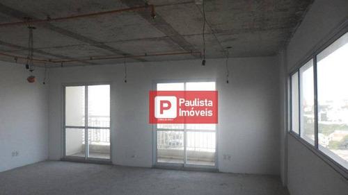 Conjunto À Venda, 130 M² Por R$ 860.000,00 - Santo Amaro - São Paulo/sp - Cj0578