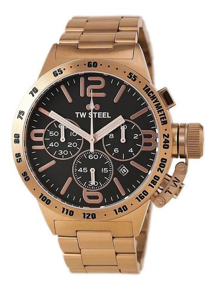 Oferta Precioso Reloj Tw Steel Canteen Nuevo Tiempo Exacto