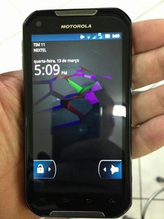 Telefono Celular Motorola Iron Rock Xt626 Con Whatsap