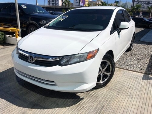 Honda Civic 2012 Clean Piel