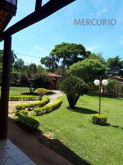 Chácara Residencial À Venda, Panorama Parque, Bauru - Ch0097. - Ch0097