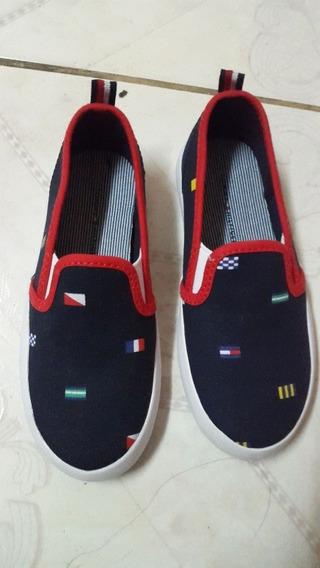 Zapatos Para Niños Y Billeteras Tommy Hilfiger Original