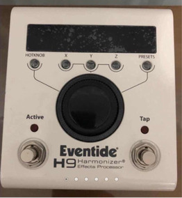 Pedal Eventide H9 Harmonizer