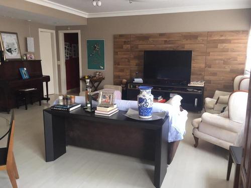 Imagem 1 de 22 de Apartamento Com 03 Dormitórios E 160 M² A Venda No Vila Cordeiro, São Paulo | Sp. - Ap573222v