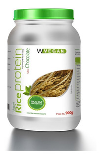 Whey Protein Vegetal 900g Proteina Arroz Frete Gratis