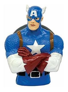 Capitán América Bust Bank