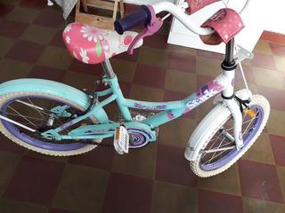 Se Vende Bici Rodado 16 De Nena En Buen Estado Semi Nueva