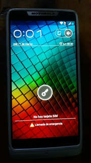 Motorola Razr Xt890 No Da Audio Y No Voz , Para Claro