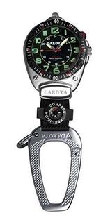 Dakota Empresa De Relojes Easytoread Linterna Clip Reloj