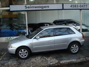 Audi A3 1.9tdi 5ptas 00 Excelente Estado Tomo Usado Financio