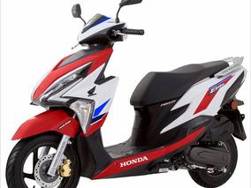 Honda New Elite 125 - 0 Km - Tricolor - Scooter - Expomoto