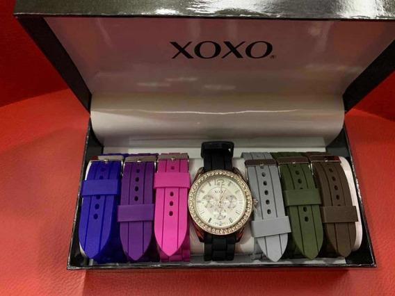 Set Relojes Xoxo