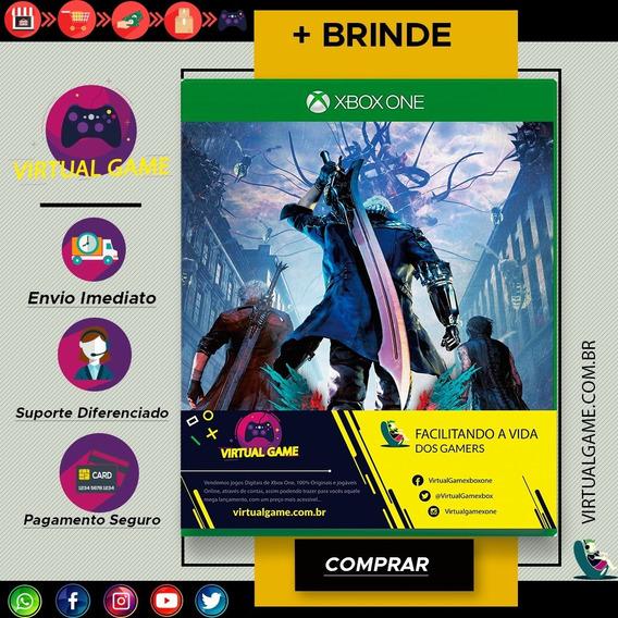 Devil May Cry 5 - Jogo Xbox One - Midia Digital