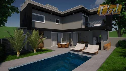 Sobrado Com 3 Dormitórios À Venda, 190 M² Por R$ 1.100.000,00 - Buona Vita - Atibaia/sp - So1163