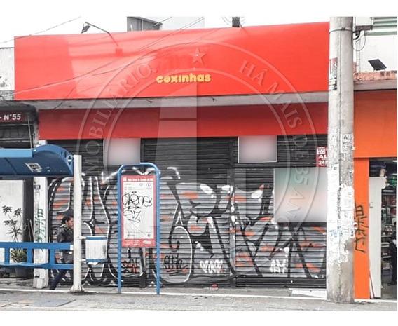 Salão Para Alugar, 60 M² Por R$ 5.500,00/mês - Centro - Guarulhos/sp - Sl0002