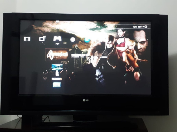 Tv Lg Time Machine 42 Funcionando Perfeitamente