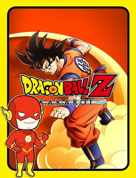 Dragon Ball Kakarot Pc - Steam Key (envio Flash)