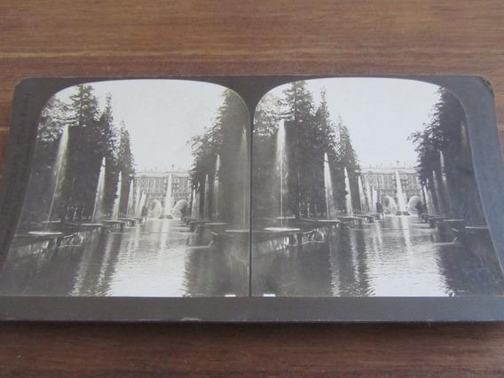 Fotos Estereoscopicas Lote X 10