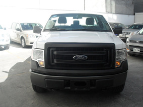 Ford F-150 Xl Cabina Regular 4x4 2014 $252,000.00