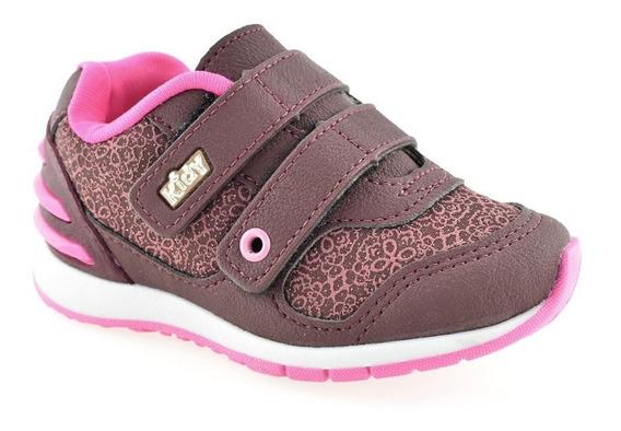 Tênis Infantil Para Menina Kidy Free 09611142359 | Baby