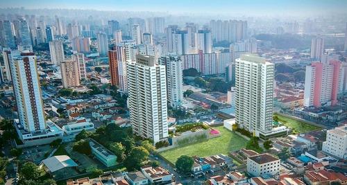 Imagem 1 de 28 de Apartamento Residencial Para Venda, Tatuapé, São Paulo - Ap7952. - Ap7952-inc